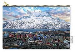 Sermitsiaq Mountain Range Carry-all Pouch
