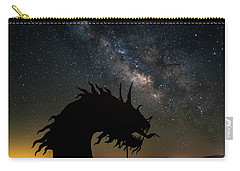 Serpent And Milky Way Carry-all Pouch