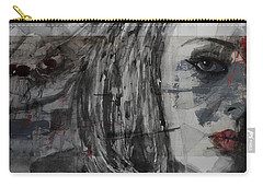 Set Fire To The Rain  Carry-all Pouch by Paul Lovering