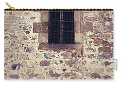 Carry-all Pouch featuring the photograph Set In Stone by Colleen Kammerer