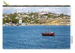 Sevastapol. Ukraine Carry-all Pouch by Phyllis Kaltenbach
