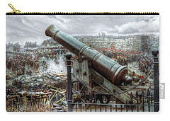 Sevastopol Cannon 1855 Carry-all Pouch by Pennie  McCracken