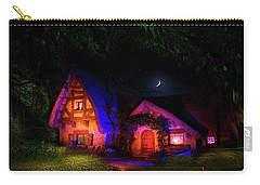Seven Dwarves Cottage Carry-all Pouch by Mark Andrew Thomas