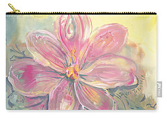 Seven Petals Carry-all Pouch