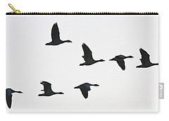 Sevenfold Geese Carry-all Pouch