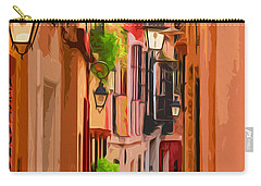 Seville, Colorful Spain Carry-all Pouch