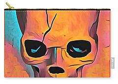 Carry-all Pouch featuring the digital art Sex Drugs And Rock N Roll by Floyd Snyder