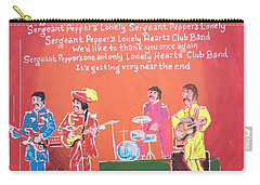 Sgt. Pepper's Lonely Hearts Club Band Reprise Carry-all Pouch