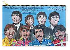 Sgt.pepper's Lonely Hearts Club Band Carry-all Pouch