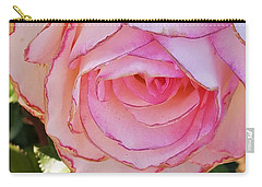 Shaded Rose Carry-all Pouch