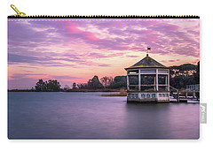 Shades Of Pink Light Carry-all Pouch
