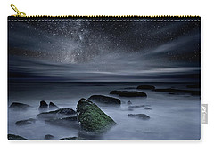 Carry-all Pouch featuring the photograph Shades Of Yesterday by Jorge Maia