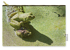 Shadow And Frog Carry-all Pouch