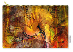 Shadow Hunters Carry-all Pouch by John Robert Beck
