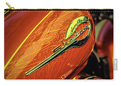 Carry-all Pouch featuring the photograph Shadow II by Samuel M Purvis III