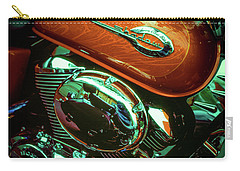 Carry-all Pouch featuring the photograph Shadow by Samuel M Purvis III