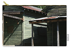 Shadowboxes Carry-all Pouch by Dennis Baswell
