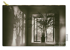 Shadows Dance Upon The Wall Carry-all Pouch