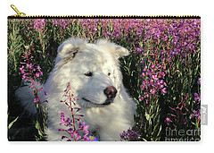 Shadows Carry-all Pouch by Fiona Kennard