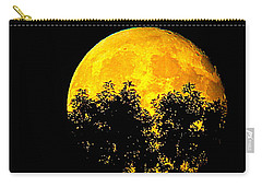 Shadows In The Moon Carry-all Pouch