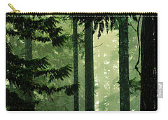 Shadows Of Light Carry-all Pouch