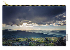 Shadows Over Mountains Carry-all Pouch