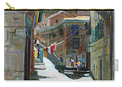 Shadows The Old Town Carry-all Pouch
