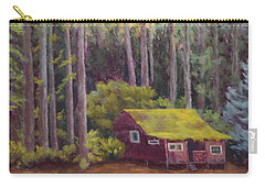 Shady Grove Carry-all Pouch by Nancy Jolley