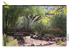 Shady Nook Carry-all Pouch