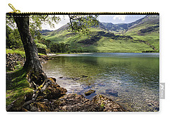 Shady Rest At Buttermere Carry-all Pouch