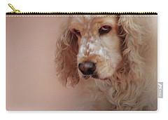 Saint Shaggy Art 8 Carry-all Pouch
