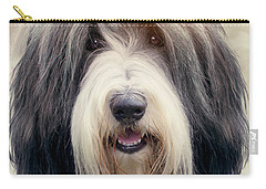 Shaggy Dog Carry-all Pouch