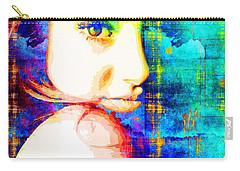 Shailene Woodley Carry-all Pouch