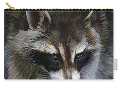Shaken Not Stirred Carry-all Pouch by J W Baker