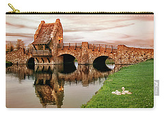 Shakespeare Bridge Carry-all Pouch by Iryna Goodall