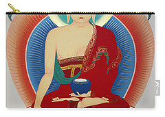 Shakyamuni Buddha  Carry-all Pouch by Sergey Noskov