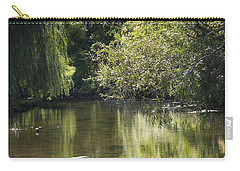Shallow River Carry-all Pouch