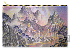 Shangri La Carry-all Pouch