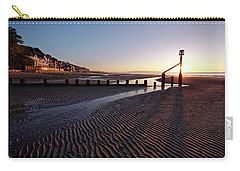 Shanklin Beach Carry-all Pouch