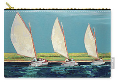 Shared Tack Carry-all Pouch by Trina Teele