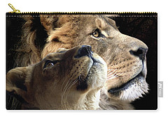 Sharing The Vision 2 Carry-all Pouch