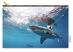 Shark Rays Carry-all Pouch