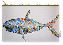 Shark Carry-all Pouch by Tamyra Crossley
