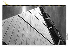 Sharp Angles Carry-all Pouch by Martin Newman