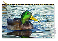 Sharp Duck Carry-all Pouch