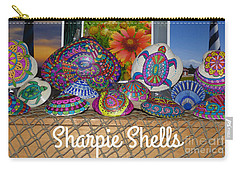 Sharpie Shells Still Life Carry-all Pouch