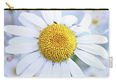 Shasta Daisy Carry-all Pouch