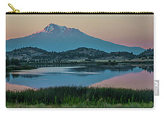 Shasta Reflected Carry-all Pouch by Nancy Marie Ricketts