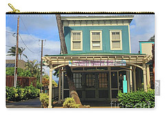 Carry-all Pouch featuring the photograph Shave Ice by DJ Florek