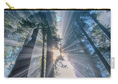 Carry-all Pouch featuring the photograph Shazam by Patricia Davidson